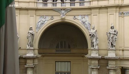 (Arte) Architectures : La Galleria Umberto 1er (2011)