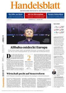 Handelsblatt - 03. Januar 2019