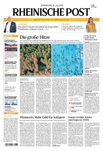 Rheinische Post – 25. Juli 2019