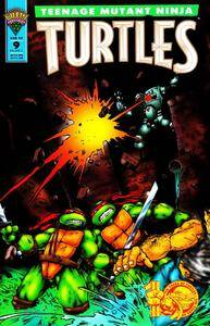 Teenage Mutant Ninja Turtles v2 09 1995 c2c ComicHost-DCP  Archangel