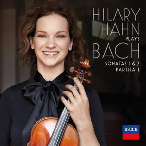 Hilary Hahn - Hilary Hahn plays Bach: Violin Sonatas Nos. 1 & 2; Partita No. 1 (2018) [Official Digital Download 24/88]