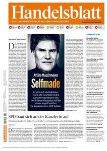 Handelsblatt - 09. Dezember 2015
