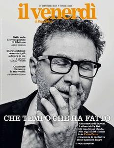 Il Venerdi di Repubblica - 27 Settembre 2019