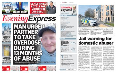 Evening Express – April 19, 2021