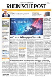 Rheinische Post – 18. Dezember 2019