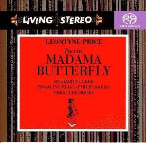 Giacomo Puccini - Leontyne Price / Erich Leinsdorf - Madama Butterfly (2006) {Hybrid-SACD ISO & HiRes FLAC}