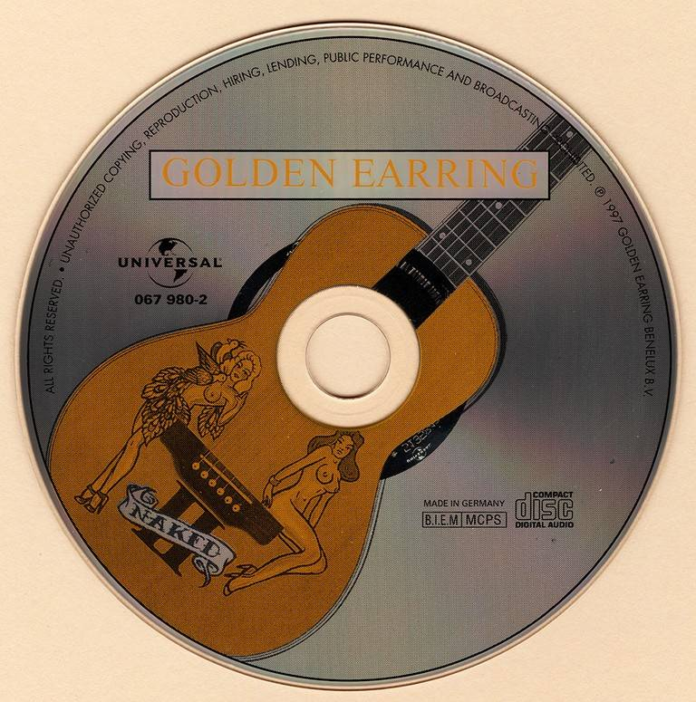 Golden Earring - Songbook The Naked Truth - Unplugged