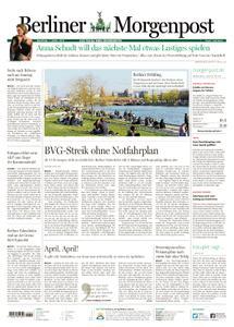 Berliner Morgenpost – 01. April 2019
