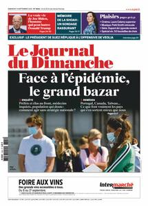 Le Journal du Dimanche - 13 septembre 2020