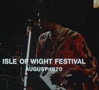 Jimi Hendrix Video - Red House , From the Isle Of Wight Festival, 1971  [8.40 minutes!]
