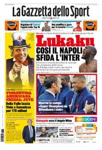 La Gazzetta dello Sport Roma – 05 giugno 2019