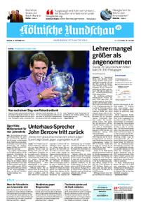 Kölnische Rundschau Wipperfürth/Lindlar – 10. September 2019
