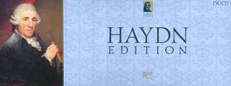Joseph Haydn - Haydn Edition (150CD Box Set, 2008) Part 1