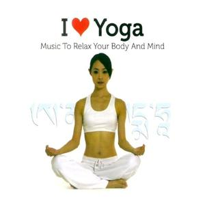Levantis - I ❤ Yoga (Music To Relax Your Body And Mind) (3CD) (2009) {Weton}