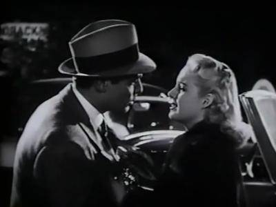 Free, Blonde and 21 (1940)
