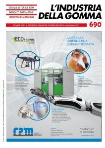 L'industria della Gomma N.690 - Luglio-Agosto 2021