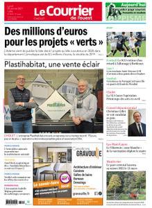 Le Courrier de l'Ouest Cholet – 25 janvier 2021
