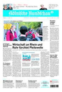 Kölnische Rundschau Wipperfürth/Lindlar – 13. August 2020