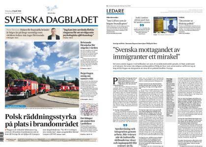 Svenska Dagbladet – 23 juli 2018
