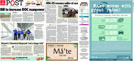 The Guam Daily Post – July 28, 2019