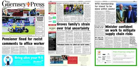 The Guernsey Press – 22 August 2019