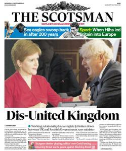 The Scotsman - 16 September 2020