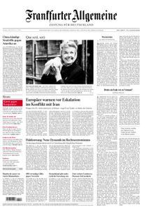 Frankfurter Allgemeine Zeitung F.A.Z. - 14. Mai 2019