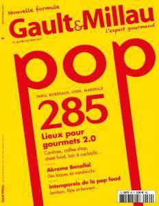 Gault & Millau  - Printemps 2017