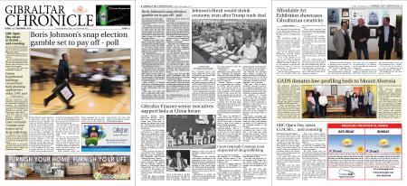Gibraltar Chronicle – 13 December 2019