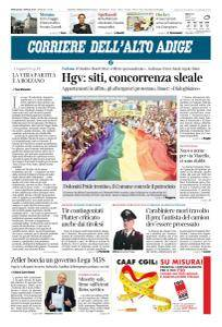 Corriere dell'Alto Adige - 4 Aprile 2018