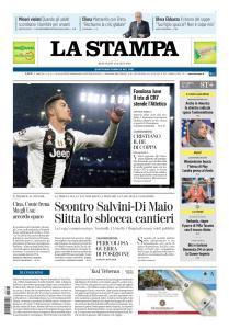 La Stampa Imperia e Sanremo - 13 Marzo 2019