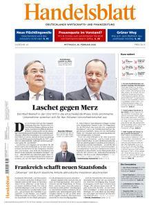 Handelsblatt - 26 Februar 2020