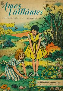 Ames Vaillantes - N° 20 (1959)