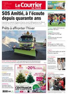 Le Courrier de l'Ouest Nord Anjou – 01 décembre 2019