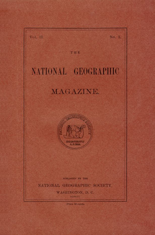 National Geographic 1890  1+2+3+4