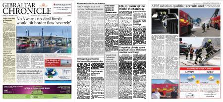 Gibraltar Chronicle – 18 September 2020