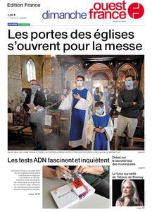 Ouest-France Édition France – 24 mai 2020