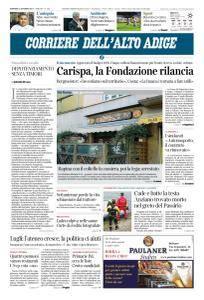 Corriere dell'Alto Adige - 31 Ottobre 2017