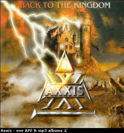 Axxis - Back To The Kingdom (2000) + mp3 albums