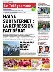 Le Télégramme Guingamp – 04 juillet 2019