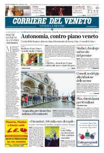 Corriere del Veneto Venezia e Mestre – 12 novembre 2019
