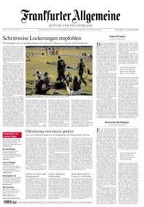 Frankfurter Allgemeine Zeitung - 14 April 2020