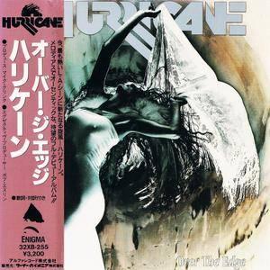 Hurricane - Over The Edge (1988) [Japan 1st Press]