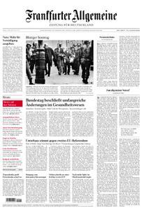 Frankfurter Allgemeine Zeitung F.A.Z. - 15. März 2019