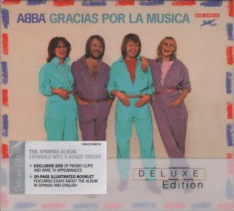 ABBA - Gracias Por La Musica (1980) {2014 40th Anniversary Polar Remaster, CD+DVD, Deluxe Edition  00602537865734}