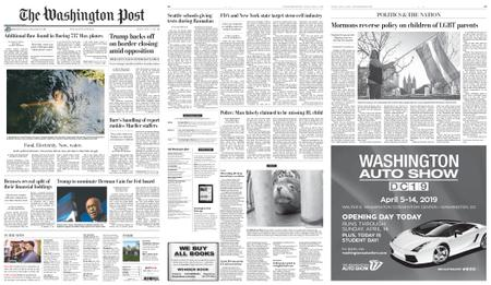 The Washington Post – April 05, 2019