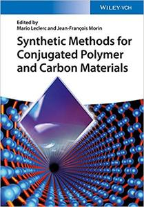 Synthetic methods for conjugated polymer and carbon material