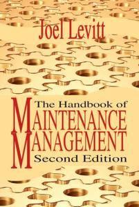 Handbook of Maintenance Management 2nd Ed