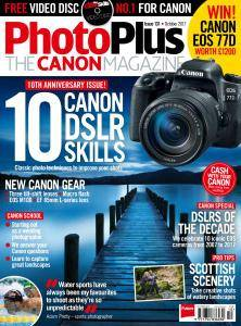PhotoPlus - Issue 131 - October 2017