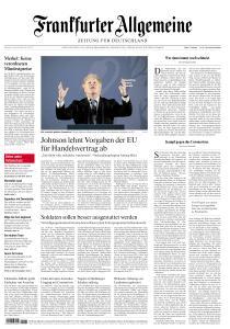 Frankfurter Allgemeine Zeitung - 4 Februar 2020